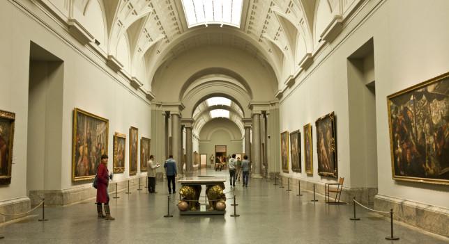 Resultado de imagen de museos del prado